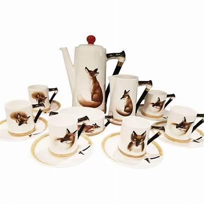 Royal Doulton Hunt Fox Coffee Reynard Motif