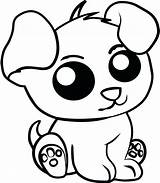 Coloring Pages Animal Puppy sketch template
