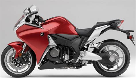 2010 Honda Vfr1200f Introduced To American Press