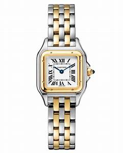 New for 2017: Cartier Panthere de Cartier Collection