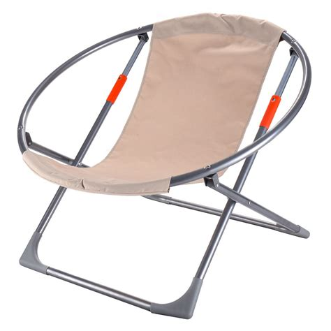 folding saucer chair large folding saucer moon chair folding chairs stools