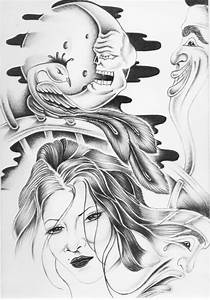 Free High Resolution Pictures  Pencil Drawings Angels