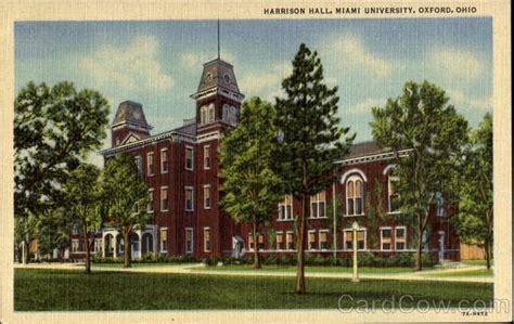 harrison hall miami university oxford