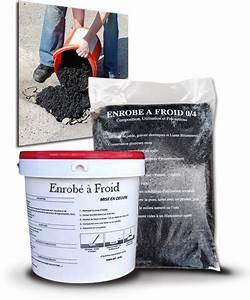 Enrobé A Froid : enrob froid sac seau noir rouge prix bas ~ Farleysfitness.com Idées de Décoration