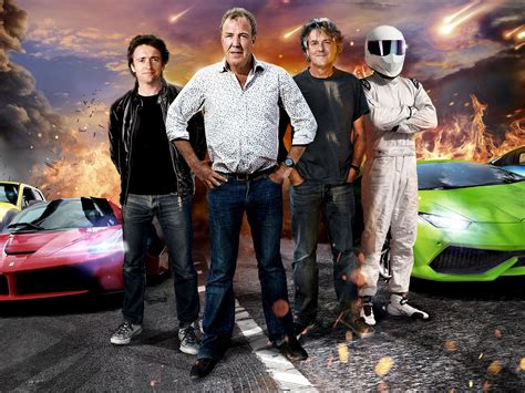 Ofcom Probes Top Gear Over Jeremy Clarkson's Use Of Word