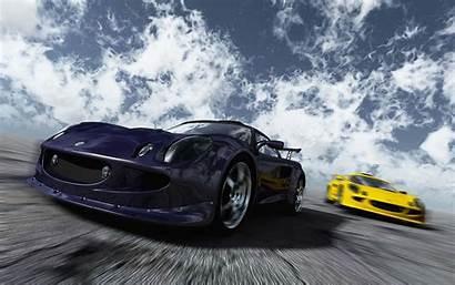 Action Racing Cars Wallpapers Lotus Desktop Fast