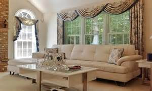 Fancy Curtains Living Room Picture