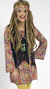 80er Kostüm Selber Machen : kost m hippie kleid tunika flower power retro hippiekleid fasching karneval neu kost me co 20 ~ Frokenaadalensverden.com Haus und Dekorationen