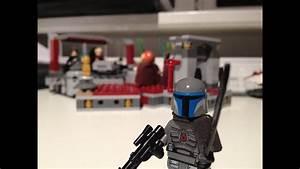 Lego Custom Bounty Hunter - YouTube