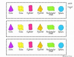 pictures of 3d shapes and their names | know a lot of name ...
