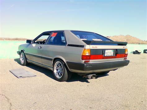 Type85 39 S Audi Coupe Gt Of Death Readers Rides 1985 Gt