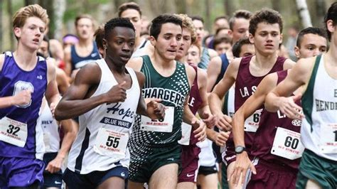 final rhode island boys top xc times list season runners