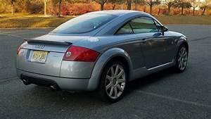 2002 Audi Tt Coupe 225 Quattro Alms Edition