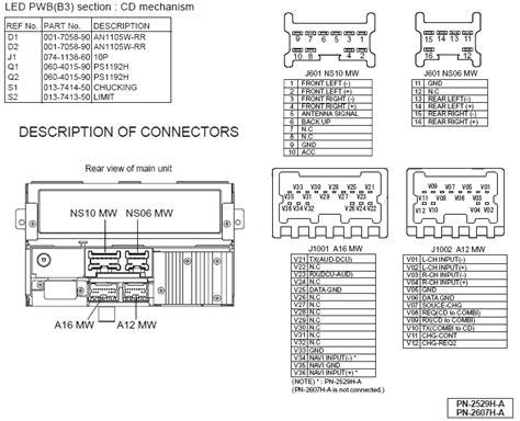 Wiring Diagram Peugeot Clarion Radio Citroe Auto