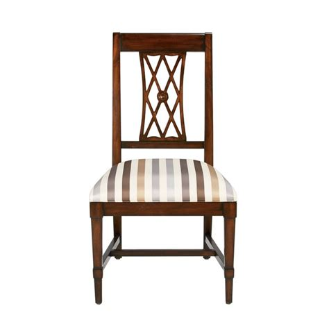 aviana side chair ethan allen us dining rm