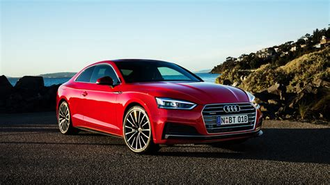 Audi A5 4k Wallpapers by 2017 Audi A5 Coupe 2 0 Tfsi Quattro S Line Wallpaper Hd