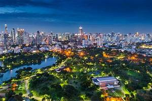 LUMPINI PARK Connected To MBK And Bangkok BTS