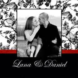 photo wedding invitations personalize your big day with picture wedding invitations weddingfully