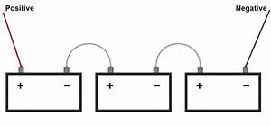 Batteries In Series And Parallel Connections  Battery