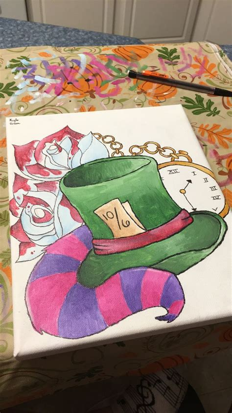 Best 25 Mad Hatter Drawing Ideas On Pinterest Mad Hatter Tattoo