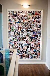 Fotowand Selber Machen : bilderrahmen collage selber machen anleitung haus design ~ A.2002-acura-tl-radio.info Haus und Dekorationen
