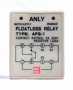 Floatles Relay Switch Wiring Diagram