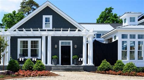 exterior paint colors for cottage style homes 2018 2019