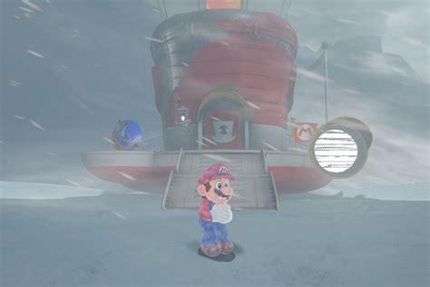 Super Mario Odyssey Guide Polygon