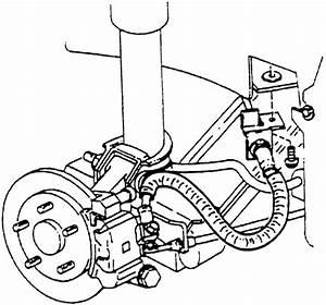 1996 Buick Lesabre Brake Line Diagram