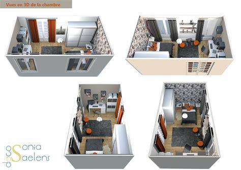 chambre style urbain projet client relooking d 39 une chambre d 39 ado