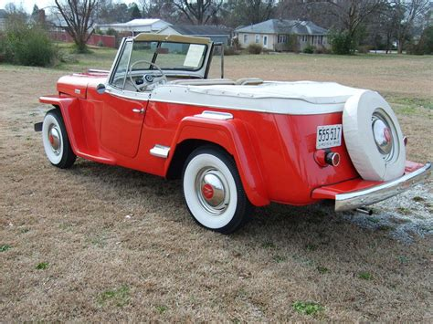 1949 willys jeepster 1949 willys overland jeepster convertible 49401