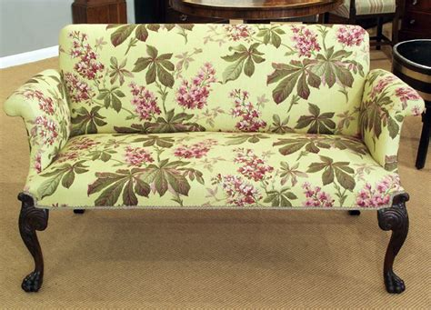 Small Settee Sofa by Small Antique Mahogany Sofa Settee