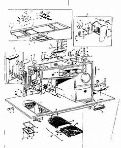 Kenmore 158882 Home Parts