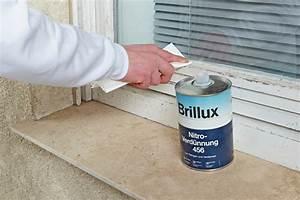 Brillux Wandfarbe Test : holzfenster vor wind und wetter gesch tzt bauhandwerk ~ Watch28wear.com Haus und Dekorationen