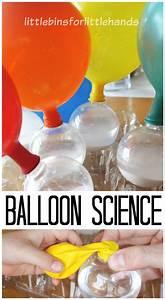 Balloon Baking Soda Vinegar Experiment for Kids ...