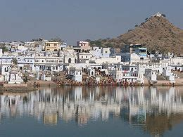 pushkar lake wikipedia