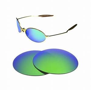 New Polarized Custom Green Lens For Oakley E