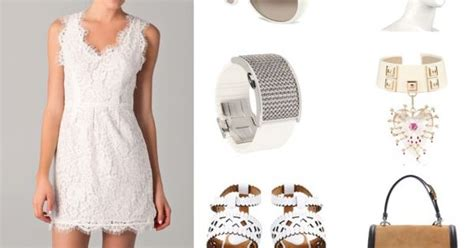 White Party Outfit | Style Inspiration | Pinterest | Party outfits Rich girl and Girl blog