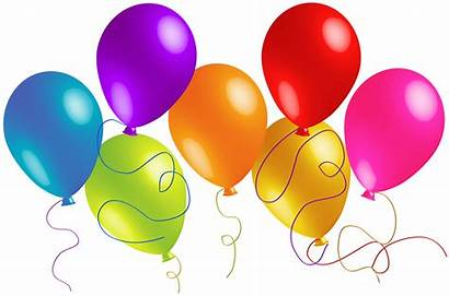 Balloons Transparent Clipart Colorful Yopriceville Previous