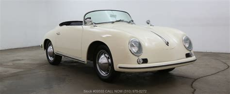 porsche speedster replica 1955 porsche speedster replica beverly car club