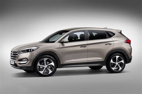 hyundai tucson hyundai details new 2016 tucson gets 7 speed dct and 5