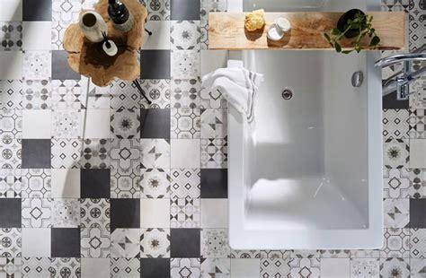 choisir le sol pour la salle de bains castorama