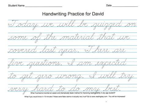 free cursive handwriting worksheets homeschooling
