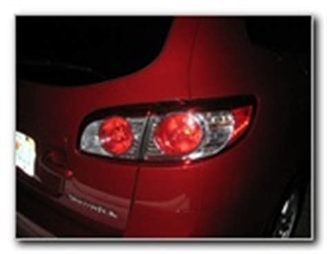 hyundai santa fe light bulbs replacement guide