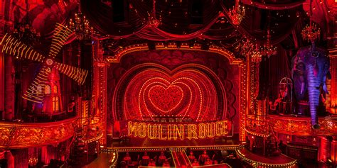 moulin rouge  musical  coming   west