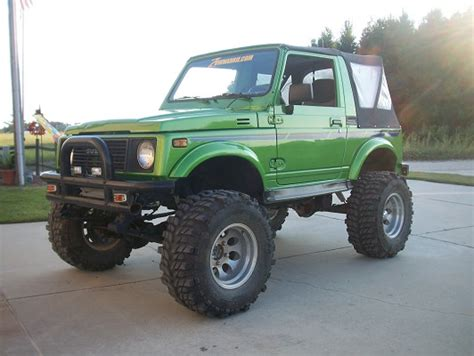 Lifted Suzuki Samurai For Sale by 1990 Suzuki Samurai 4 500 100241465 Custom Lifted