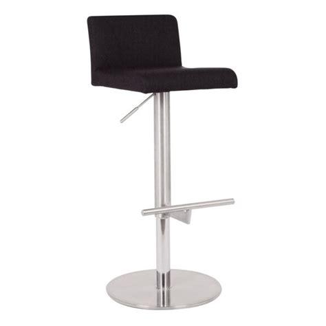 chaise de bar reglable chaise haute de bar reglable en hauteur csy 237 one mobilier