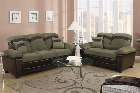 Sofa And Loveseat For Sale by Sofa Set In Microfiber Sofa Furniture 2 Living Room