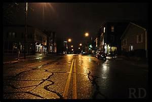 empty city street - Google Search   Night-Time   Pinterest ...