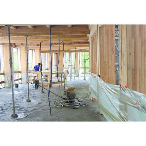 plancher collaborant bois b 233 ton avec connecteurs sbb axe 303